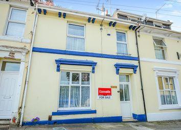 Thumbnail 5 bed terraced house for sale in Warren Road, Torquay