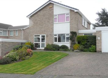 Thumbnail 4 bed detached house to rent in Troutbeck Crescent, Bramcote, Nottingham