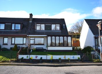 Thumbnail 3 bed end terrace house for sale in Cnoc-A-Challtuinn, Clachan Seil, Oban
