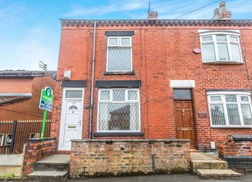 Thumbnail 2 bed terraced house to rent in Cleggs Lane, Little Hulton, Manchester