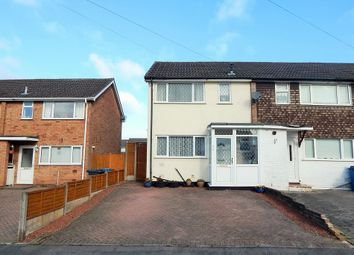 Thumbnail 3 bed semi-detached house to rent in Newgate Street, Burntwood