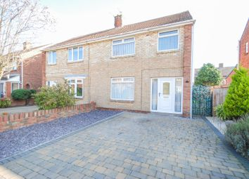 Thumbnail 3 bed semi-detached house for sale in Farrow Drive, Whitburn, Sunderland