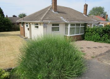 Thumbnail 2 bed bungalow to rent in Thornhill Croft, Walton, Wakefield