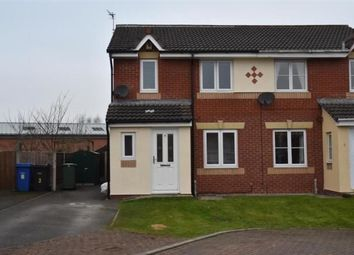 Thumbnail 3 bed semi-detached house to rent in Hunstanton Close, Euxton, Chorley