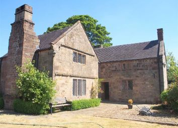 Thumbnail 4 bed country house to rent in Meerbrook, Leek
