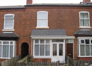 Thumbnail 2 bed terraced house for sale in Stamford Grove, Handsworth, West Midlands