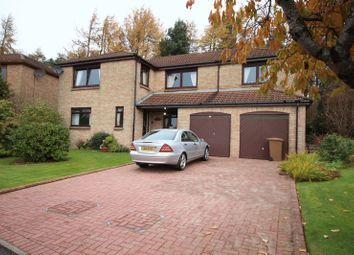 Thumbnail 4 bed detached house for sale in Herd Green, Livingston