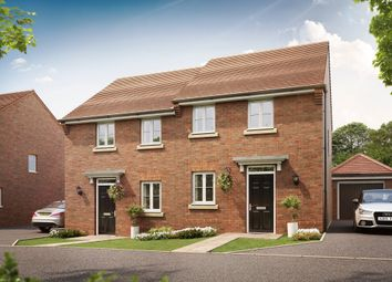 "Thumbnail 2 bedroom detached house for sale in ""Ashdown"" at Pyle Hill, Newbury"