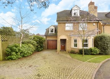 Thumbnail 4 bedroom detached house to rent in London Road, Englefield Green, Egham