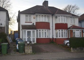 Thumbnail 3 bed semi-detached house to rent in Methuen Road, Edgware
