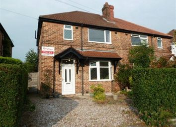 Thumbnail 3 bed semi-detached house to rent in Whiteley Place, Altrincham