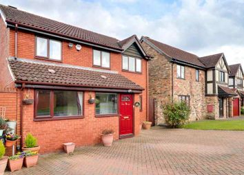 Thumbnail 4 bed detached house for sale in Copthorne, Luton