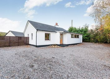 Thumbnail 2 bed detached house for sale in Kinnettas Cottages, Strathpeffer