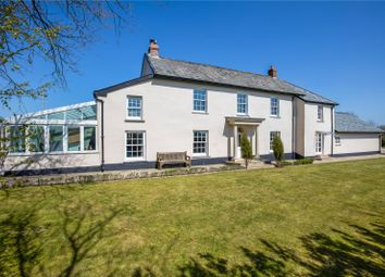 East Worlington, Crediton, Devon EX17. 5 bed detached house for sale