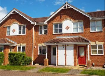 Thumbnail 2 bed terraced house to rent in Cheldoc Rise, Chatham