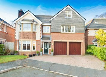 Thumbnail 6 bedroom detached house for sale in Regents Hill, Lostock, Bolton, Lancashire