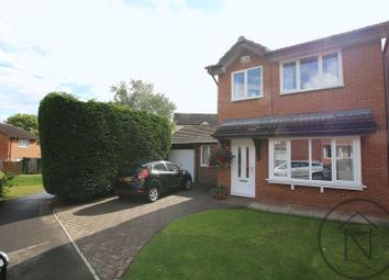 Thumbnail 3 bed detached house for sale in Raby Drive, Newton Aycliffe