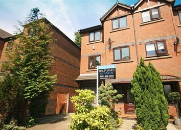 Thumbnail 4 bed town house to rent in Evans Close, Didsbury, Manchester, Greater Manchester