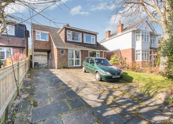 Thumbnail 3 bed detached house for sale in Alexandra Road, Hedge End, Southampton