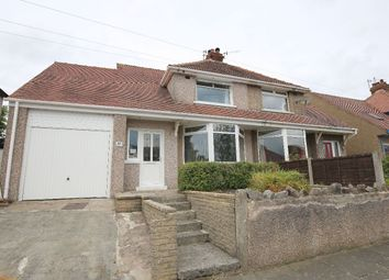 Thumbnail 3 bed semi-detached house for sale in Russell Drive, Torrisholme, Morecambe