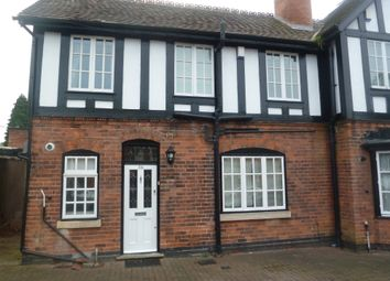 Thumbnail 2 bedroom semi-detached house to rent in Upper Clifton Road, Sutton Coldfield