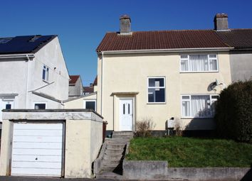 Thumbnail 4 bed end terrace house for sale in Duncombe Avenue, Honnicknowle, Plymouth