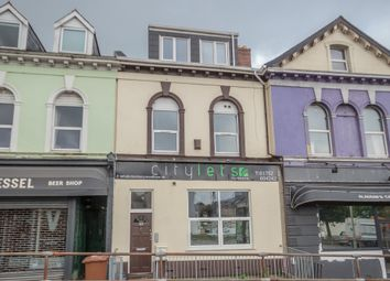 Thumbnail 1 bed flat to rent in Exeter Street, Plymouth