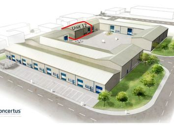 Thumbnail Commercial property to let in Unit 12, Phoenix Enterprise Park, Gisleham, Lowestoft