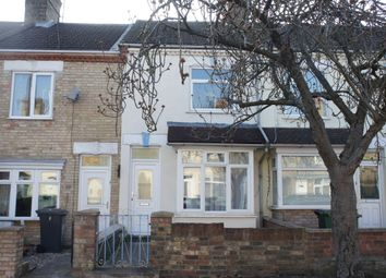 Thumbnail 3 bed terraced house to rent in Orchard Street, Peterborough