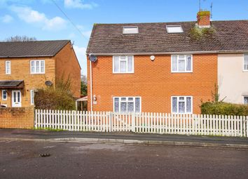 Thumbnail 4 bed semi-detached house for sale in Woodmans Close, Chipping Sodbury, Bristol