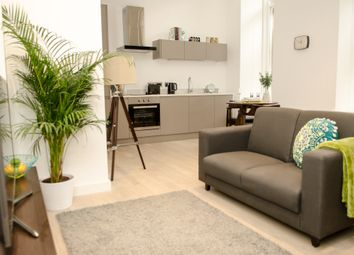 Thumbnail 2 bed flat to rent in Victoria Street, Liverpool