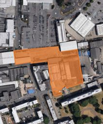 Thumbnail Land to let in Bianca Road, London