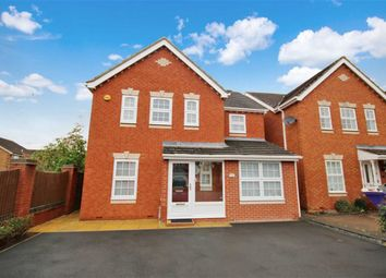 Thumbnail 5 bed detached house for sale in Laughton Way, Abbey Meads, Swindon