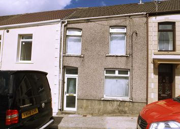 Thumbnail 2 bed terraced house for sale in Bridge Street, Glyncorrwg, Port Talbot, Neath Port Talbot.