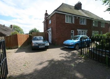 Thumbnail 3 bedroom semi-detached house for sale in Dartmouth Avenue, Walsall