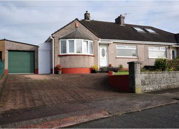 Thumbnail 2 bed semi-detached bungalow for sale in Mayfair Crescent, Plymouth