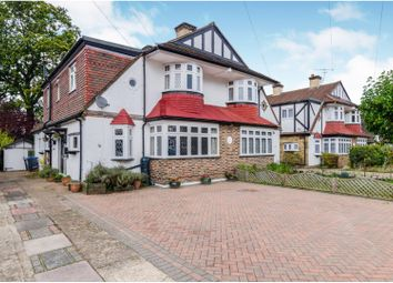 Thumbnail 4 bed semi-detached house for sale in Bushey Road, Shirley / West Wickham