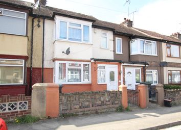 Thumbnail 3 bedroom terraced house to rent in Brook Road, Gravesend