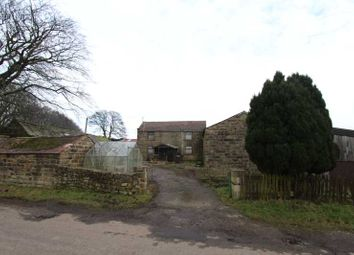 Thumbnail 3 bed farmhouse for sale in Holestone Gate Road, Ashover