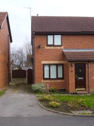 Thumbnail 2 bed semi-detached house to rent in Warren Hill, Kimberworth