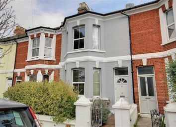 Thumbnail 3 bed terraced house for sale in Ashdown Road, Worthing, West Sussex