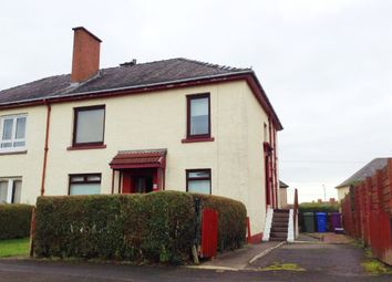 Thumbnail 2 bed flat for sale in Lumloch Street, Balornock, Glasgow