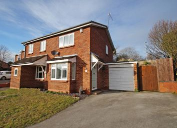 Thumbnail 2 Bed Semi Detached House For Sale In Ganborough Close Redditch