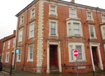 Thumbnail 2 bed flat for sale in 17 Highfield Street, Off London Road, Leicester