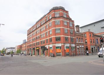Thumbnail 3 bedroom flat for sale in 23-25 Hilton Street, Manchester