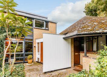 Thumbnail 4 bed end terrace house for sale in Castle Green, Weybridge