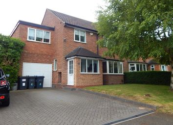 Thumbnail 4 bed semi-detached house for sale in Wirral Road, Birmingham