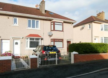 Thumbnail 2 bed terraced house for sale in Hathersage Drive, Garrowhill, Glasgow