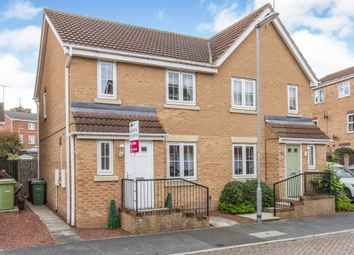 Thumbnail 3 bed semi-detached house for sale in Mill Place, Castleford