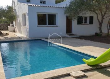 Thumbnail 3 bed villa for sale in Son Tomeo, Alaior, Balearic Islands, Spain